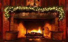 Fireplace Christmas Wallpaper Ideas