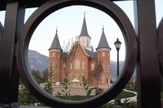Provo City Center LDS (Mormon) Temple Construction Photographs