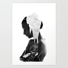 Dresden Art Print by AnetaIvanova - $20.00