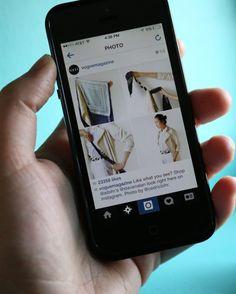 'Vogue' Makes Its Instagram Shoppable With LiketoKnow.It  Photo: Nina Frazier Hansen/Fashionista