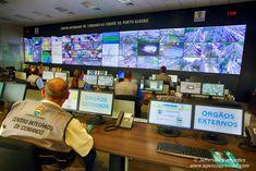 Centro Integrado de Comando de Porto Alegre – CEIC