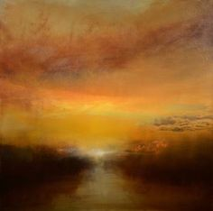 Grand Finale Painting by Maurice Sapiro