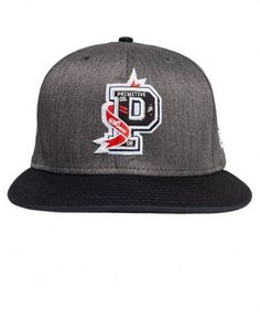 be01cc13473 Primitive - College P New Era Snapback Cap -  34