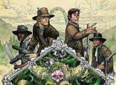Manifest Destiny Vol. #01: Flora & Fauna Review