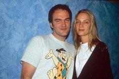 Quentin Tarantino  Uma Thurman, 1995