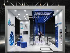PROJETO BAXTER on Behance Exhibition Stall, Exhibition Stand Design, Trade Show Booth Design, Display Design, Standing Signage, Street Marketing, Guerrilla Marketing, Web Banner Design, Ads Creative