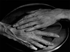 Manos de Jean Cocteau, retrato de un artista