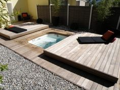 Great Tips For Landscaping Around A Hot Tub – Pool Landscape Ideas