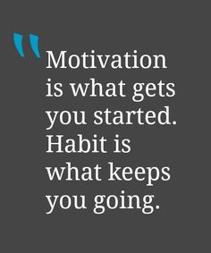 31 Great Inspirational Quotes – Motivation and Habit