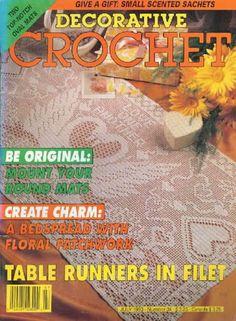 Decorative Crochet Magazines 22 - Gitte Andersen - Picasa Web Albums