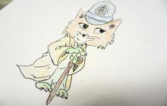 Yoda gets foxy #foxyforce