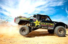 Rockstar Energy Trophy Truck