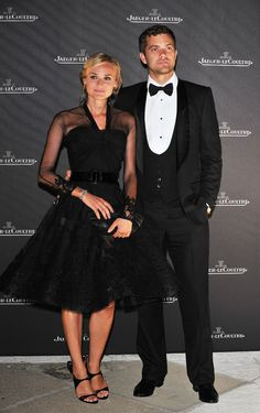 Joshua Jackson and Diane Kruger - always best dressed couple. jjh