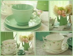 Aiken House & Gardens: Green Tea