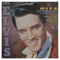 #ElvisPresley - #HitsLikeNeverBefore - #vinil #vinilrecords #music #rock
