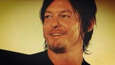 Norman Reedus <3 I just LOVE that smile!