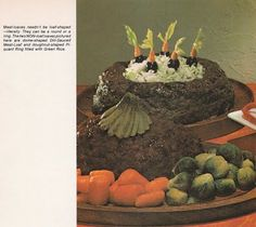 The Retro/Vintage Scan Emporium: Retro food from 1972 - I don't think I want to know what this is.