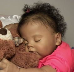 This is Hailey. A adorable Reborn baby girl doll. Reborn Baby Girl, Reborn Babies Black, Bb Reborn, Reborn Toddler Dolls, Reborn Doll Kits, Baby Girl Dolls, Boy Doll, Reborn Nursery, Baby Dolls For Sale