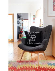 The Colourful and Eclectic Home of Jane Hall