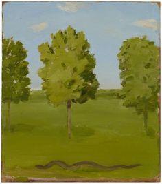 Exhibition - Albert York - Works in Exhibition - Matthew Marks Gallery
