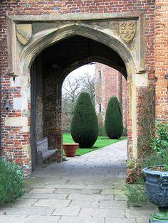 Sissinghurst Castle Garden.