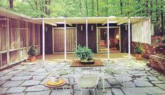 The Architecture of Mid-Century Modern | WANKEN - The Art & Design blog of Shelby White