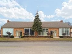 The office building located at 28239-28341 Hoover Road in Warren, Mich.