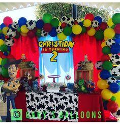 Woody Birthday, 2 Birthday, Toy Story Birthday, 4th Birthday Parties, Jesse Toy Story, Toy Story Baby, Toy Story Theme, Dibujos Toy Story, Cumple Toy Story