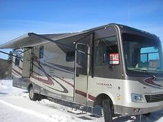 2013, Coachmen Mirada Great condition less than 5000km. More detail on the web site at Mirada by Coachman. - See more at: http://www.rvregistry.com/used-rv/1004341.htm#sthash.XSJtDI9C.dpuf