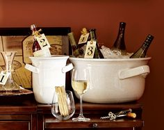 wine and cheese party drink ideas