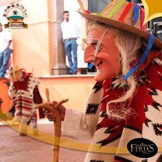 La #DanzaDeLosViejitos lleno de júbilo y emoción a todos los asistentes en la inauguración #Contepec #Michoacan #ElAlmaDeMexico #NuestrasFerias