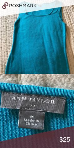 Ann Taylor tank top Wrinkle free for travel Ann Taylor Tops Tank Tops