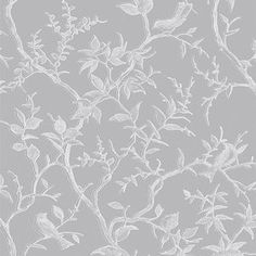 Graham & Brown Laos Trail Gray and White Removable Wallpaper Sample, Gray/White Hall Wallpaper, Silver Wallpaper, Glitter Wallpaper, Wallpaper Decor, Bathroom Wallpaper, Wallpaper Samples, Wallpaper Roll, Remove Wallpaper, Wallpaper Maker