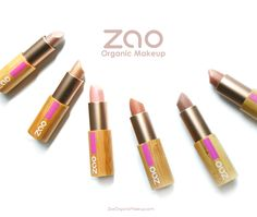 Give some #Organic #Love to your #Winter #Lips!  With pomegranate, cocoa & shea butter, castor, olive, apricot & jojoba oil and more best quality #natural ingredients to give you great performance & healthy soft lips all day!  Get 15%Off Lipsticks + free #lipstick refill! ZaoOrganicMakeup.com  #NoNanoparticles #ParabenFree #NoPhthalates #ChemicalFree #CrueltyFree #Vegan #GreenBeauty #HealthyLiving #ConciousBeauty #GoGreen #Sustainable #Refillable #Organic #Certified #EcologicalSophistication
