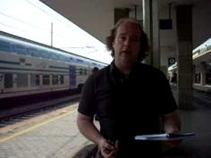 Train Travel in Italy: Advice, Vocabulary & How to Buy Your Tickets - YouTube; Wolter's World - love this guy!