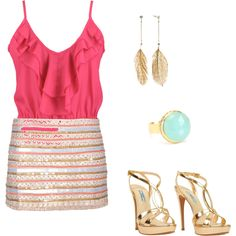 pink - Polyvore
