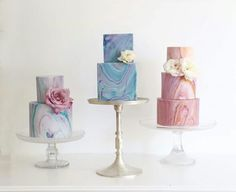 Love the marble cakes