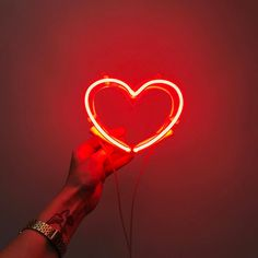 Image about love in neon lights by AMMAR on We Heart It Aesthetic Colors, Aesthetic Photo, Aesthetic Pictures, Neon Light Signs, Neon Signs, Neon Rose, Neon Words, Neon Lighting, Shades Of Red