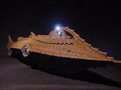 Jules Verne's ... The Nautilus