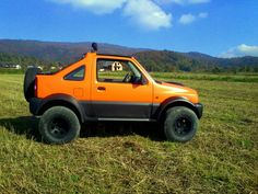 Suzuki Jimmy custom