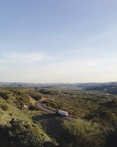 I-17 S. Black Canyon City, Arizona |Kevin Russ. an unbelievable drive north