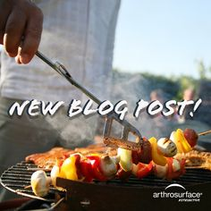 Summer is right around the corner and grilling season is upon us! Continue reading for a few healthy tips for assembling your grilling menu, that don't skimp on flavor! Healthy Tips, Healthy Recipes, Arthritis, Summer Recipes, Continue Reading, Grilling, Veggies, Menu, Corner