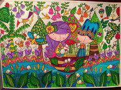 Libro colores para la vida