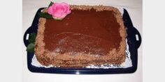 Valmista Suklaatäytekakku tällä reseptillä. Helposti parasta! Sweets, Sweet Pastries, Goodies, Candy, Treats, Deserts