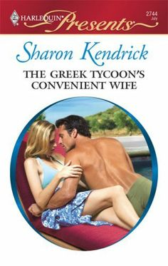 The Greek Tycoon's Convenient Wife by Sharon Kendrick, http://www.amazon.com/dp/0373127448/ref=cm_sw_r_pi_dp_Lshqtb1Z614T2