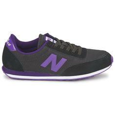 New Balance 410 Women's Black Purple U410