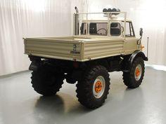 UNI-MOG Vehicle