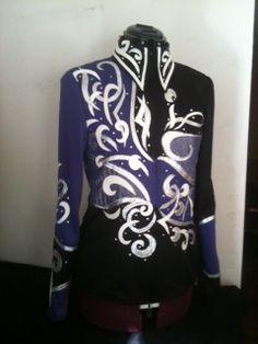 Two Creeks Showmanship Horsemanship Jacket Shirt   eBay