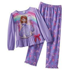 Disney Sofia the First Pajama Set - Girls