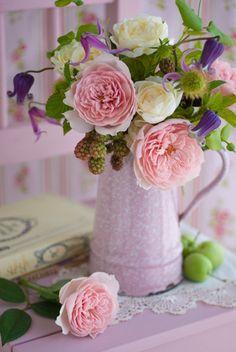Floral Arrangement .**